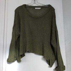 LF Millau Crop sweater